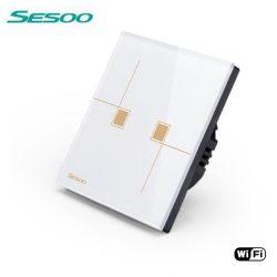 Sesoo W602W fehér WiFi csillár érintőkapcsoló